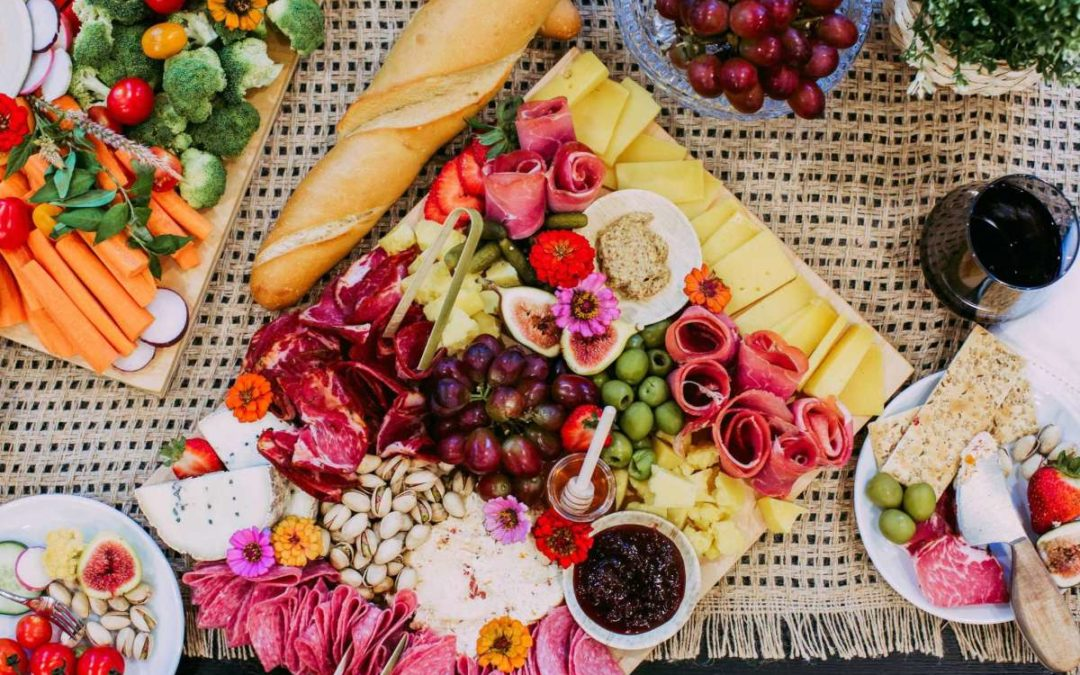 Dapper Goat Dairy Cheese Stars in Instagram-worthy Charcuterie Boards